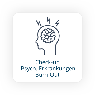 Check Up Psych Erkrankungen Burnout